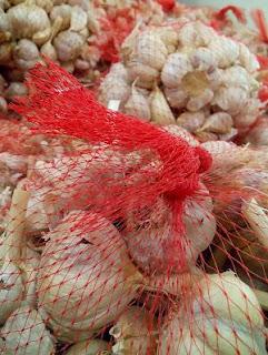 waring sayur bawang putih