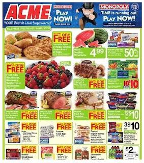 Acme Weekly Ad May 18 - 24, 2018