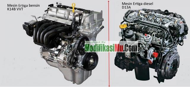 Mesin Suzuki Ertiga Bensin Dan Diesel - 13 Keunggulan Mesin Mobil Diesel Dibanding Bensin Apa Kelebihan dan Kekuranganya