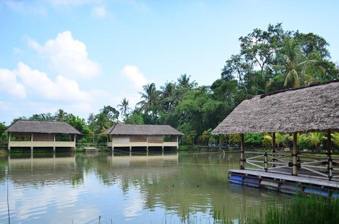 Jambon Resto: Restoran Keluarga, Pemancingan, dan Coffee Shop dalam Satu Tempat
