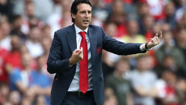 'Arsenal Are Fighting For Top 4 Not Europa League'- Unai Emery