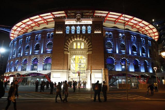 Shopping Center Las Arenas em Barcelona
