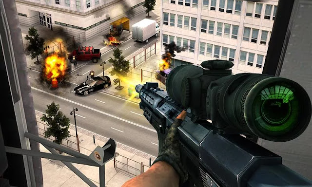 gangster escape shooter 3d hile apk indir
