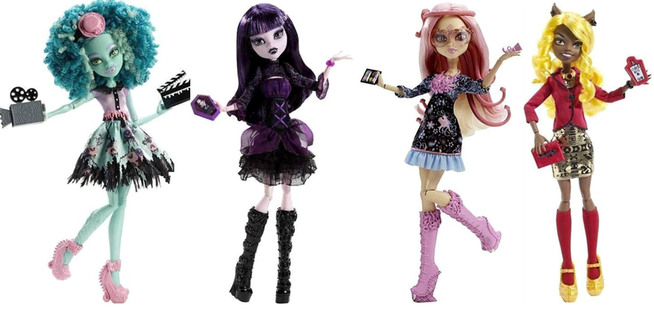All About Monster High Dolls Monster High Frights Camera
