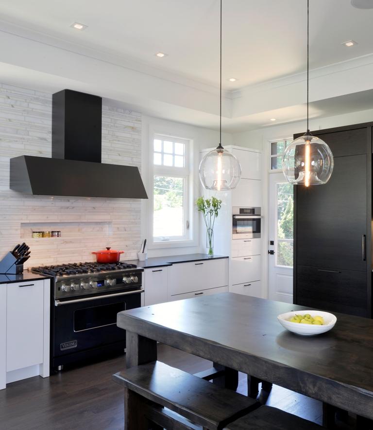 30 Modern Kitchen Design Ideas: Custom Range Hoods: July 2013