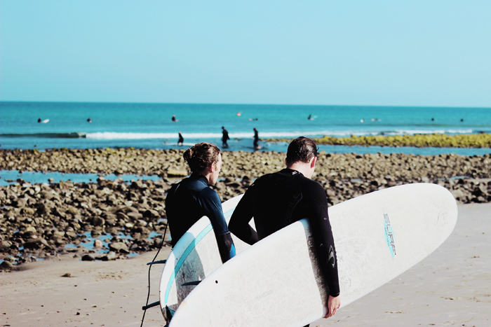 aimerose travel blog malibu surfers
