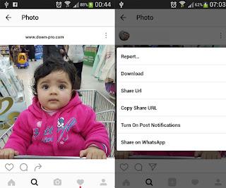 تطبيق OGInsta الجديد لتحميل الصور والفيديو من الإنستجرام !
