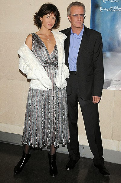 Sophie Marceau and Christopher Lambert