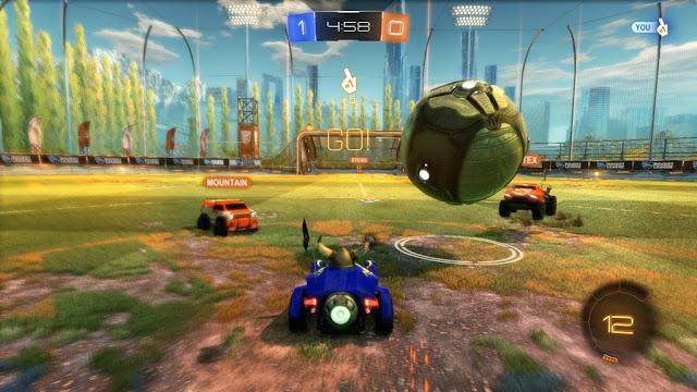 Rocket League Game Download