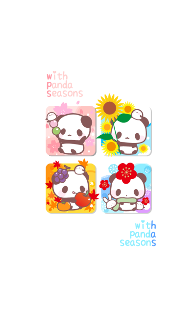 with panda seasens