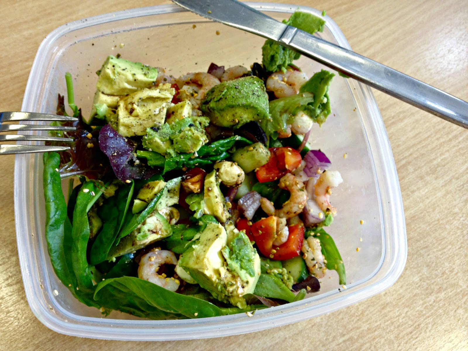 Lunch Box Salad