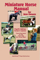 Miniature Horse Manual for New Owners Small Horse Press Book
