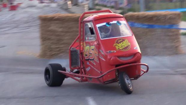 Αυτό είναι το πιο ευέλικτο και διασκεδαστικό όχημα στον κόσμο! (video)