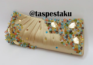 Tas Pesta Mewah Handmade Elegant