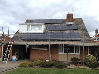 Lincoln Solar installation jb electrical