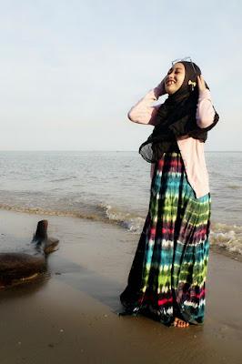 model hijab nikahan