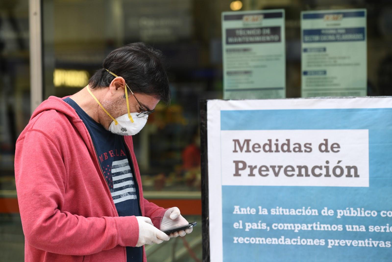 Coronavirus en Argentina: Suman 260 las víctimas fatales y 4.887 los infectados en el país