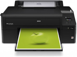 a novel printer for graphic designers too photographers final calendar week Epson SureColor SC-P5000 Driver Download