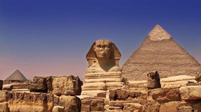 Cover Photo: Pyramids at Giza, Cairo, Egypt