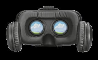 TRUST VISORE VR 3D CON CUFFIE 22019