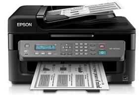 Epson WorkForce WF-M1560 Wireless Monochrome All-in-One C11CC80201 image,  Epson WorkForce WF-M1560 Wireless Monochrome All-in-One C11CC80201 support