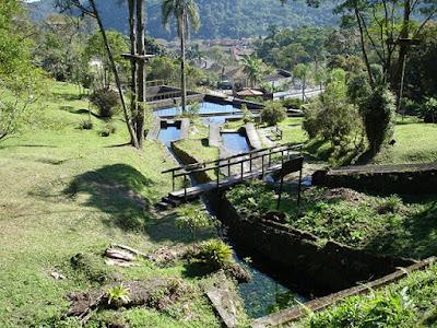 Parque Natural Municipal Nascentes de Paranapiacaba - Olho d´Água