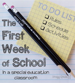 special education schedule template.html