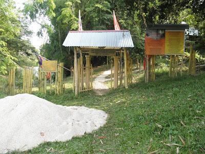 BERPETUALANG KE ACEH: The place called Tanah Serendah