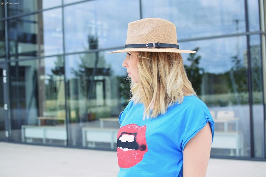 moda, stylizacja, sandały, czasnabuty.pl, kapelusz, szaleo, okulary, primamoda, rosegal, spódniczka,