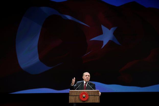 Ερντογάν: Δεν έχουν καμία αξία οι αποφάσεις της ΕΕ για την Τουρκία
