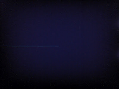 ISS light trail with Slow Shutter Cam iPhone app