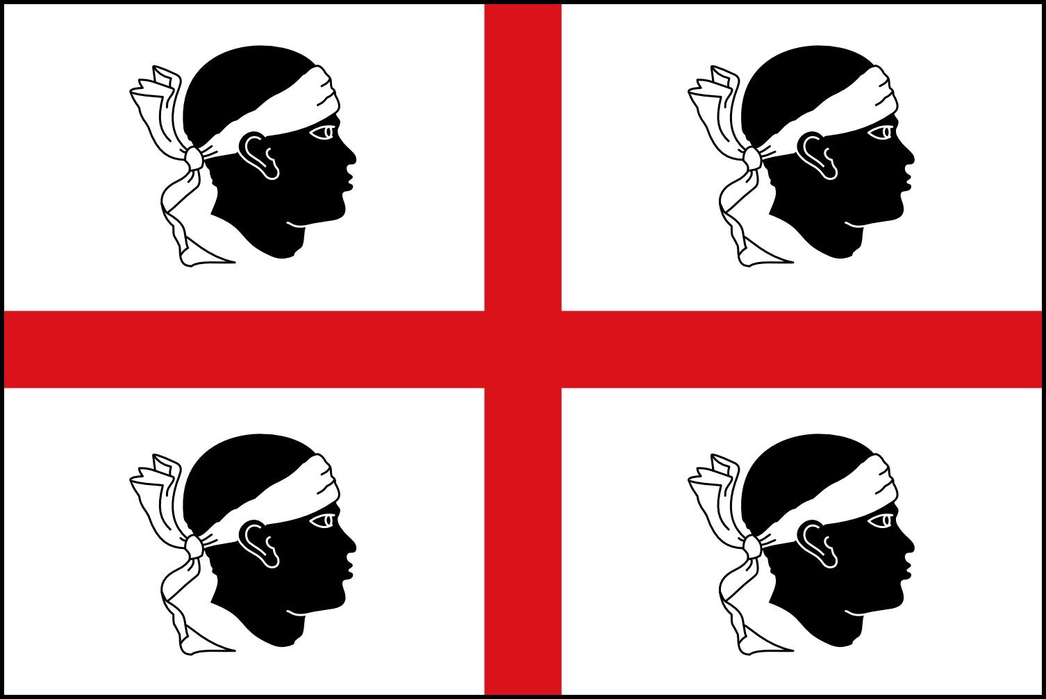 """c7ace4fabf Esta bandera figura también en el tercer cuartel del escudo oficial de  Aragón y los aragoneses la llaman """"Cruz de Alcoraz""""."""