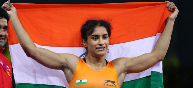 ASIAN GAMES: विनेश फोगाट गोल्ड मेडल जीतने वाली पहली भारतीय महिला पहलवान बनी