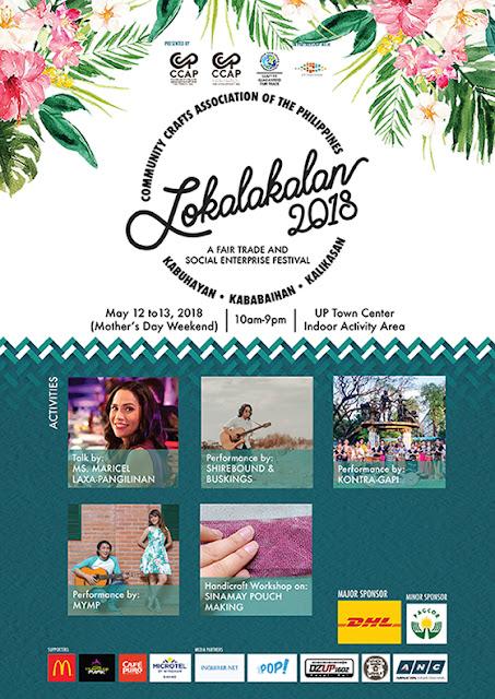 Lokalakalan 2018: Kabuhayan, Kababaihan, Kalikasan