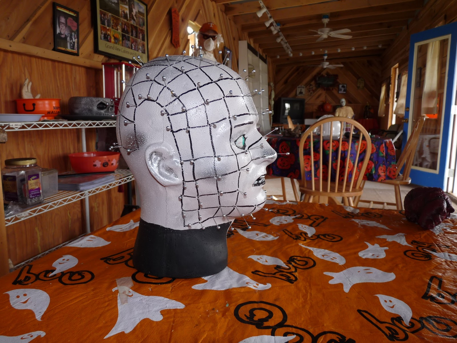 House Decoration Ideas 2016 For Halloween Party & Lighting Décor ...