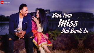 "Presenting latest punjabi song ""Kina tenu miss kardi aa"" lyrics penned by Avi Bajwa. Kina tenu miss kardi aa song is sung by Avi bajwa & pinky medhi"