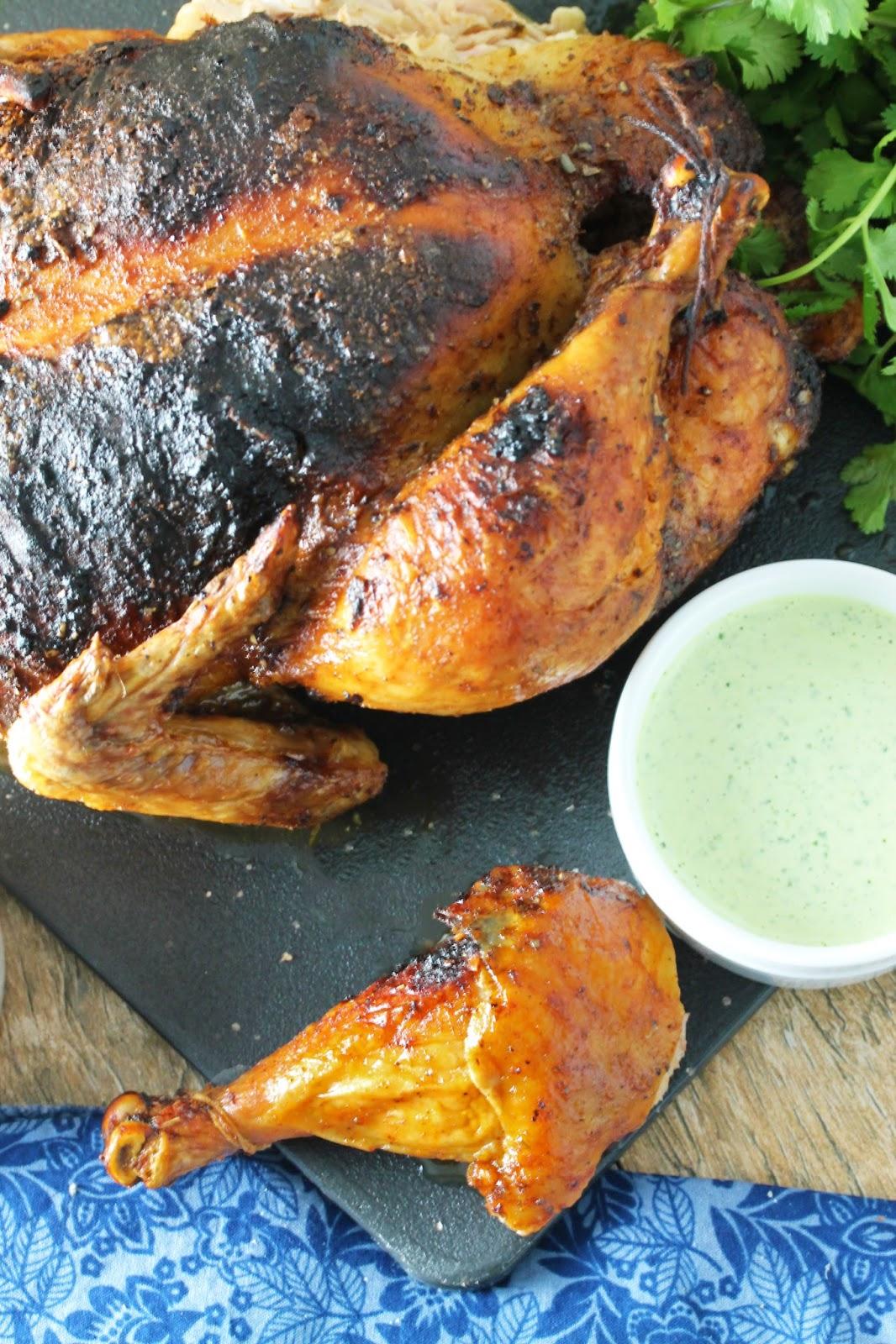 Oven Roasted Peruvian Chicken-7929