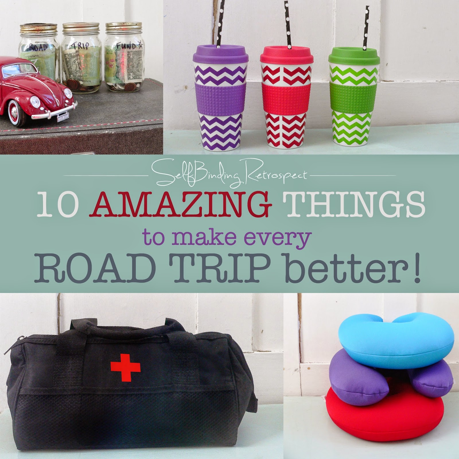 10 amazing things to make every road trip better