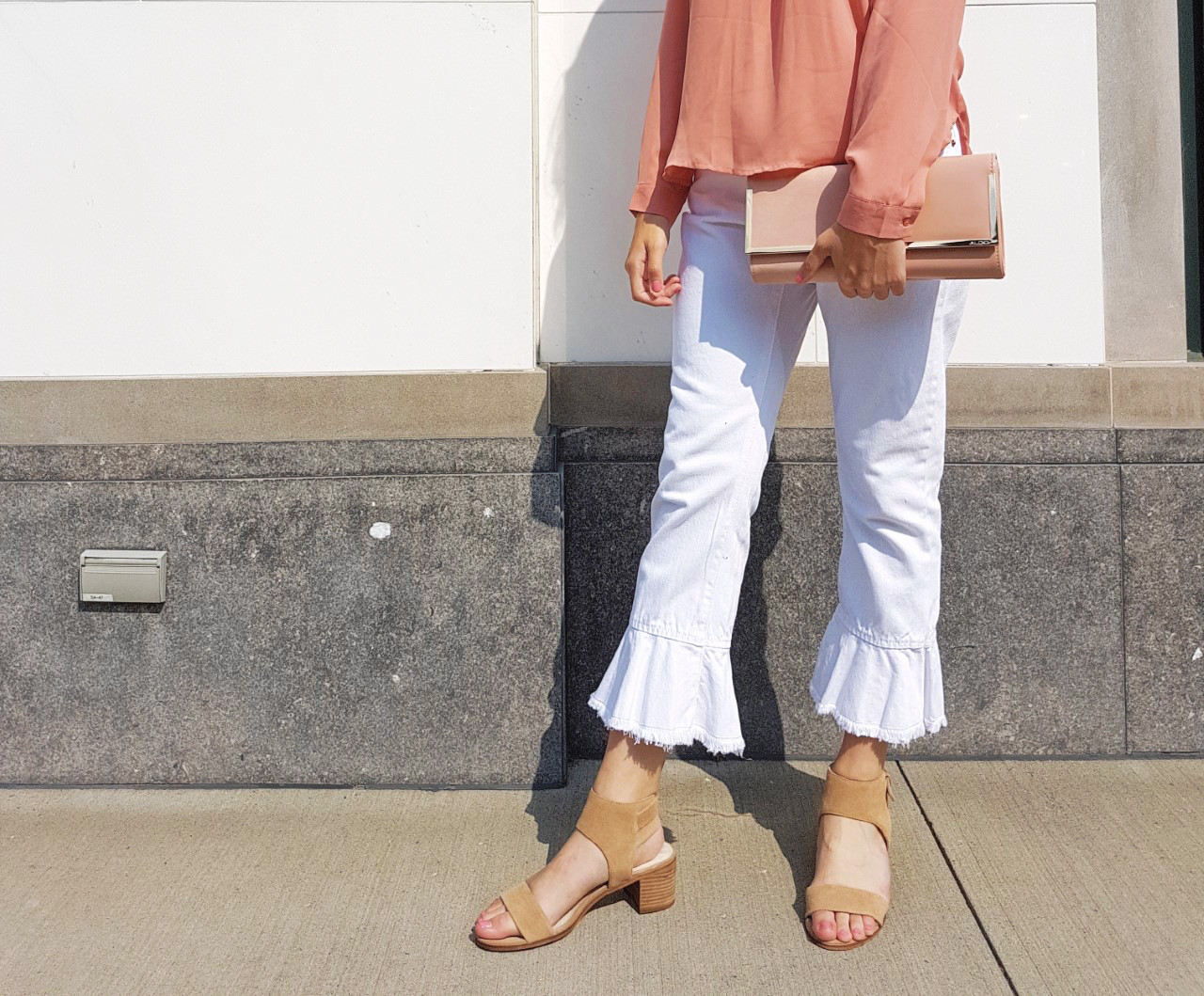 Zara, Vero Moda, Steve Madden, Aldo, Blogger, Style, White Denim, Summer, Trends, Fashion