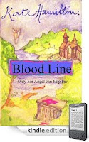 Experience totally unexpected reading bliss for just $4.50 on Kindle today with Kate Hamilton's novel <i><b>BLOOD LINE</b></i> - And here's a free sample!