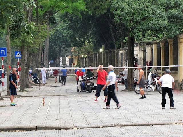 badminton hanoi vietnam