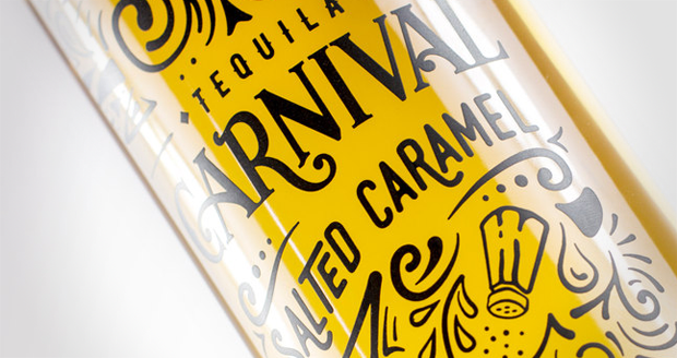 Salted Caramel Tequila