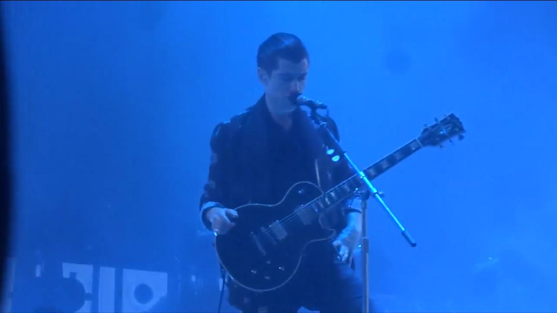 Arctic Monkeys Finsbury Park