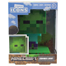 Minecraft Zombie Light Paladone Item