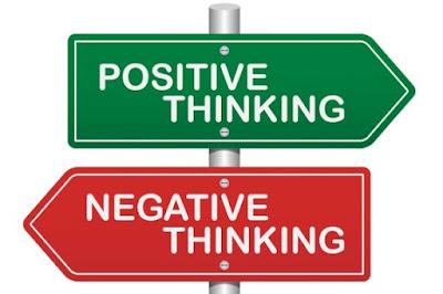Intensita Berpikiran negative