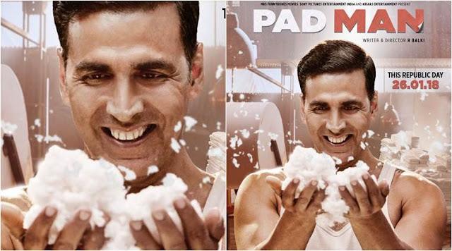 pad man 2018 hindi movie  poster