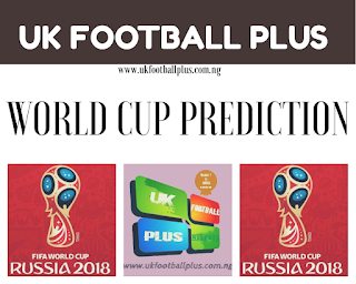 World cup prediction and analysis by www.ukfootballplus.com.ng