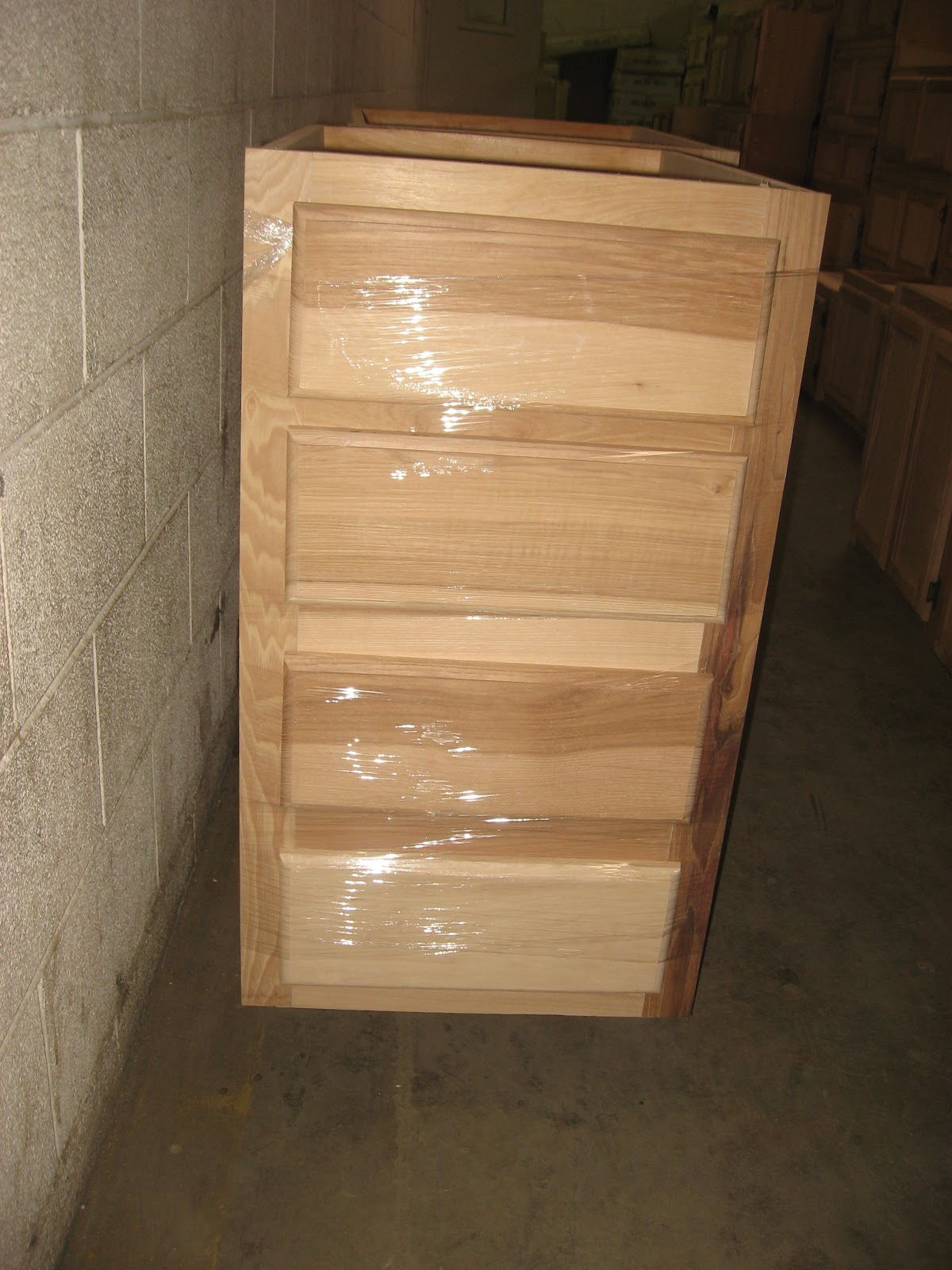 Discount Replacement Kitchen Cabinet Doors Slim Blue Ridge Surplus: Hickory Unfinished Cabinets