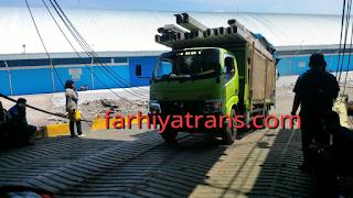 Kirim truk Surabaya Balikpapan