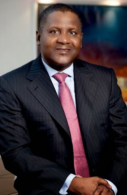 dangote wealth secret